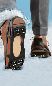 Systèmes antidérapants pour chaussures