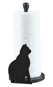 Küchenrollenhalter Katze