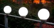 Kugelleuchte Solar
