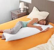 Oreiller pour dormeur sur le côté