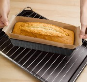 Film de cuisson pour moule carré