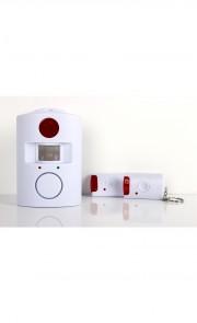 Système d'alarme avec télécommande