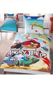 Bettwäsche Garnitur Angry Birds