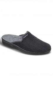 Chaussure d'interieur ouverte pour homme