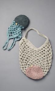 Instructions pour crocheter sac