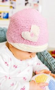 Instructions pour tricoter bonnet et chaussures