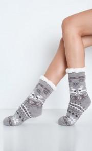 chaussettes douillettes
