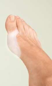 Gel de protection de l'hallux valgus