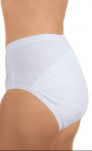 Pantalon de protection en coton contre l'incontinence, lot de 3
