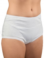 Slip spécial incontinence