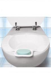 Einsatz-Bidet für WC