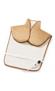 Nacken- und Rückenheizkissen