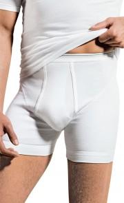 Pantalon court avec ouverture